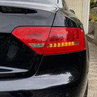 Rückleuchten-Umbau - Dynamische Blinker - Audi A5 S5 RS5 8T Cabrio Coupé