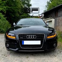 Scheinwerfer-Lackierung - Audi A5 S5 RS5 8T VFL