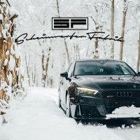 Scheinwerfer-Lackierung - Audi A3 S3 RS3 8V - LED