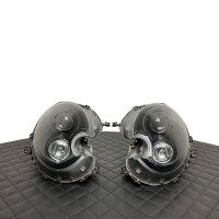 Scheinwerfer-Lackierung - Mini R56 R57
