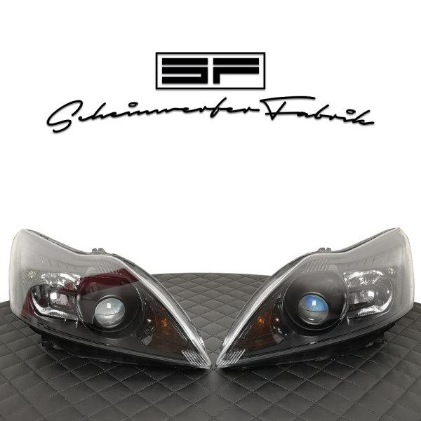 Scheinwerfer-Lackierung - Ford Focus MK2 RS ST