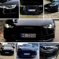 Scheinwerfer-Lackierung - Audi A6 S6 RS6 4G C7 VFL - Xenon