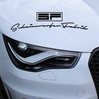 Scheinwerfer-Lackierung - Audi A1 S1 8X VFL - Xenon