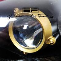 Scheinwerfer-Lackierung - Yamaha R1 (2008) - Motorrad