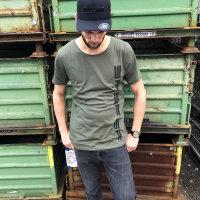 Shirt Olive - ScheinwerferFabrik Vertical