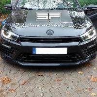 Scheinwerfer-Lackierung - VW Scirocco 13 FL