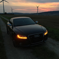 Scheinwerfer-Umbau - Dynamischer LED Blinker - Audi A5 S5...