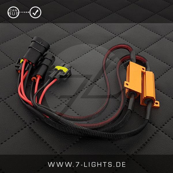 CANBUS-Widerstand H8/H9/H11/H16 Nebelscheinwerfer - Abblendlicht - Abbiegelicht