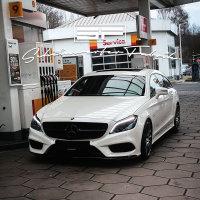 Scheinwerfer-Lackierung - Mercedes CLS C218 W218 MOPF 63 AMG