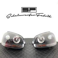 Scheinwerfer-Lackierung - VW Golf 5 - R GTI GTD