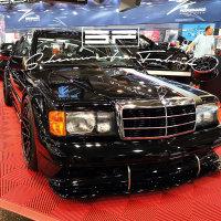 Scheinwerfer-Lackierung - Mercedes W190 201 E D AMG Turbo