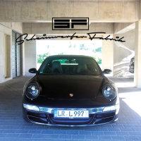Scheinwerfer-Lackierung - Porsche 911 997.1 - Turbo Carrera Turbo GT2 GT3 RS Targa