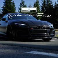 Scheinwerfer-Lackierung - Audi A5 S5 RS5 F5 LED