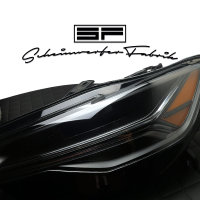 Scheinwerfer-Lackierung - Audi A7 S7 RS7 4G FL - LED Matrix