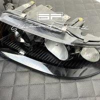 Scheinwerfer-Lackierung - Audi A3 S3 8L FL Xenon