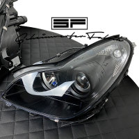 Scheinwerfer-Lackierung - Mercedes CLS C219 W219 63 AMG