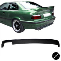 Sport Heckdiffusor Diffusor Stoßstange passt für BMW E36 Coupe Cabrio Limousine