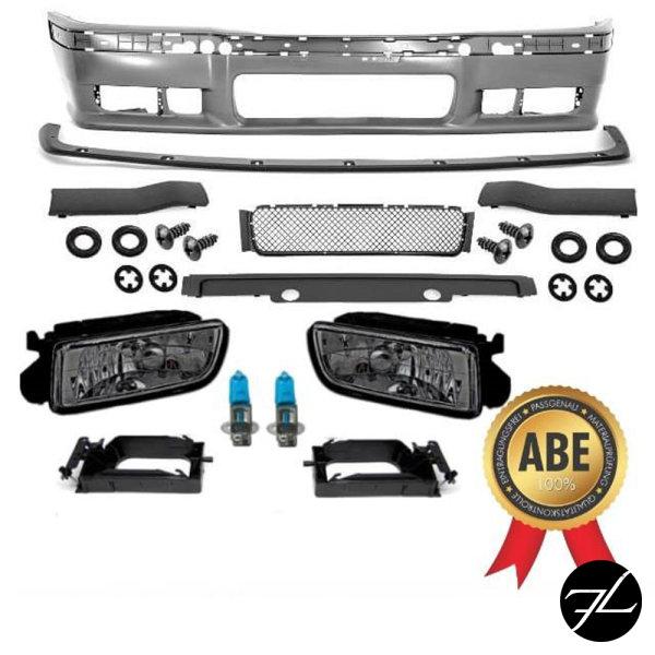 Stoßstange SPORT +ABE*+GT Lippe+ Nebel Smoke passt für BMW E36 M3 M alle Modelle