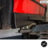 SET Seitenschweller ABS Kunststoff +MONTAGEKIT ABE* passt...