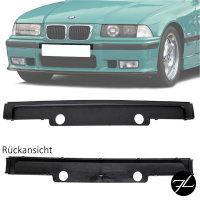 SET Stoßstangen Leisten 4tlg.vorne passt f. BMW E36 M3 M-Paket Modelle+Schrauben