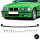 Evo Lippe GT Spoilerlippe passend für BMW E36 M3 M Stoßstange +Schrauben +*ABE