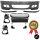 Stoßstange vorne Komplett+ Nebel ABS passt für BMW E46 3er 98-05 +ABE*ZULASSUNG