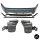 Heck Stoßstange PDC +Halter passt für BMW E46 Limousine M-Technik II+*ABE 01-05