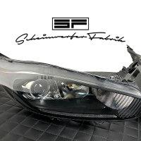 Scheinwerfer-Lackierung - Ford Fiesta 09 MK7