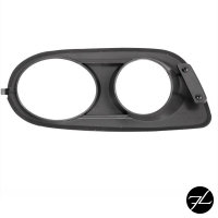 Nebelscheinwerfer Blenden SET Schwarz passend für BMW E46 M-Paket II Stoßstange