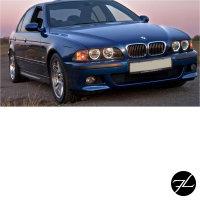 PREMIUM Front Stoßstange grundiert für PDC/SRA passt für BMW E39 nicht M5 M ABE*
