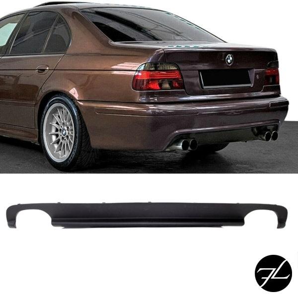 Stoßstange Heckdiffusor 4-Rohr für M5 Duplex M-Paket Modelle passend für BMW E39