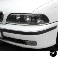 Satz FACELIFT Upgrade Scheinwerfer Gehäuse Blinker Smoke passt für BMW E39 95-00