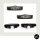 Set Seitenblinker Schwarz Klarglas Facelift Design passt für BMW E39 bj 95-03