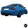LIMOUSINE Heck Stoßstange hinten 03-10 o.PDC passt für BMW E60 auch M-Paket+ABE*