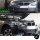 ABS Sport Evo Stoßstange schwarz PDC 03-07 passt für BMW E60 E61 außer M5 ABE*