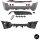 Touring Stoßstange Hinten für PDC grundiert passt für BMW E61 auch M LCI 07-10