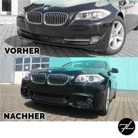 Satz Bodykit Front + Heck Stoßstange + Seitenschweller passend für BMW 5er F10 Limousine Serie & M-Paket +ABE*