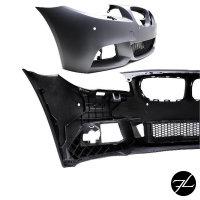Sport Stoßstange vorne für PDC / SRA passend für BMW 5er F10 F11 M-Paket 10-13