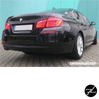 Sport Umbau Heck Stoßstange hinten für PDC passt für BMW 5er F10 Serie auch M-Paket 10-17+ABE*