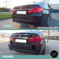 Heckspoiler Heckspoilerlippe 10-17 Kofferraum + 3M Klebetape passend für BMW F10