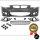 FRONT Stoßstange Sport PDC/SRA LCI passt für BMW 5er E60 E61 Facelift 07-10+ABE*
