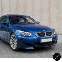 Sport Stoßstange vorne PDC/SRA +Bremsluftführung+ABE passt für BMW E60 E61 03-07