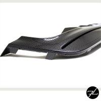 Sport-Performance Heckdiffusor Carbon passt für BMW F10 F11 535 mit M-Paket +ABE