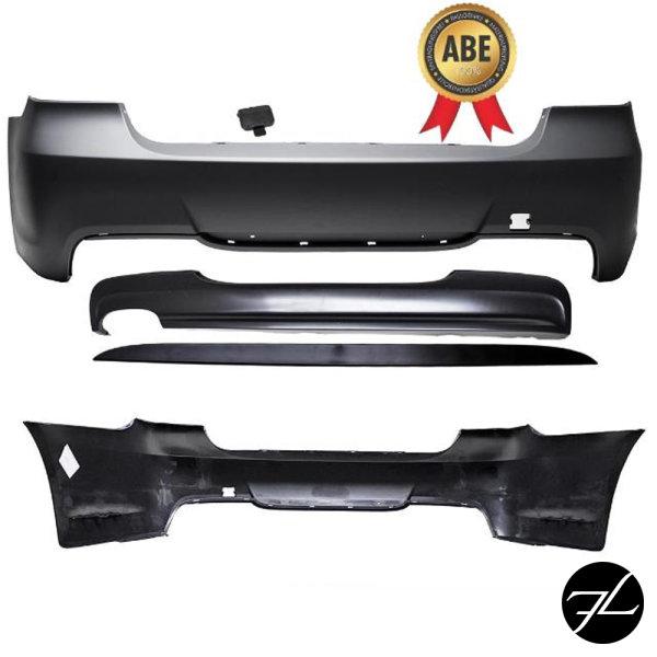 Limousine Stoßstange Hinten ohne PDC passt für BMW E90 Serie / M-Paket LCI 05-11