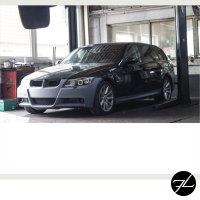 Front Sport Stoßstange vorne für SRA +NSW passt für BMW E90 E91 bj 05-08 ABE*