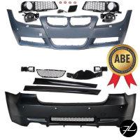 Bodykit Stoßstange ABS Komplett SRA/PDC passt...