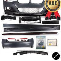 Umbau Sport-Performance Bodykit Stoßstange Front...