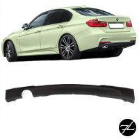 Sport Heckdiffusor 1 Rohr Links hinten passend für BMW F30 F31 mit M-Paket 11-17