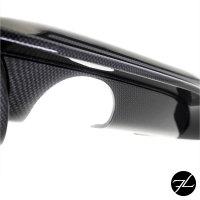 Heckdiffusor hinten 335 Carbon Sport-Performance passend für BMW F30 F31 M-Paket
