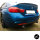 Heckdiffusor Diffusor passend für M Paket Stoßstange BMW 4 er F32 F33 F36 435
